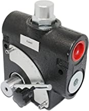 Best hydraulic flow control valve with relief Reviews