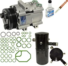 New A/C Compressor and Component Kit 1050333-4L3Z19703AB Grand Marquis Town Ca