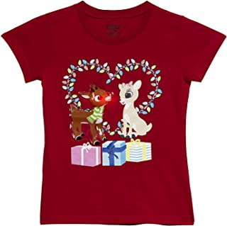 Best rudolph the red nosed reindeer shirt kids Reviews