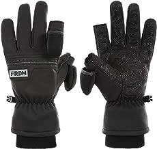 FRDM Outdoor Gloves for Men & Women Windproof Water Repellent Thumb & Index Finger Caps Great for Photography Fishing Hiking Running Skiing Outdoor Activities