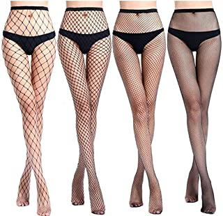 High Waist Tights Fishnet Stockings Thigh High Sexy Stockings Pantyhose