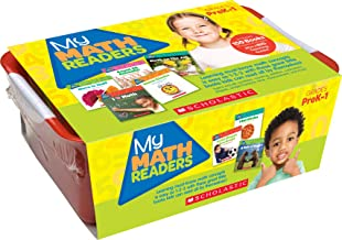 My Math Readers CLASSROOM TUB: 25 Easy-to-Read Books That Teach Key Math Concepts