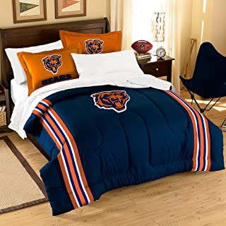 Chicago Bears Twin Comforter and Shams Set