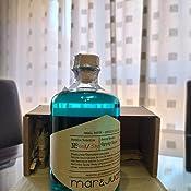 Mar&Juana 700ml | Bebida espirituosa a base de ron de caña infusionada con cannabis / marihuana