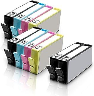 10 Inkfirst Compatible Ink Cartridges for HP 564 XL 564XL High Yield (4BK,2C,2M,2Y) OfficeJet 4610 4620 4622 Deskjet 3520 ...