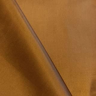 Copper Polyester Lining Fabric Silk Habutae 60