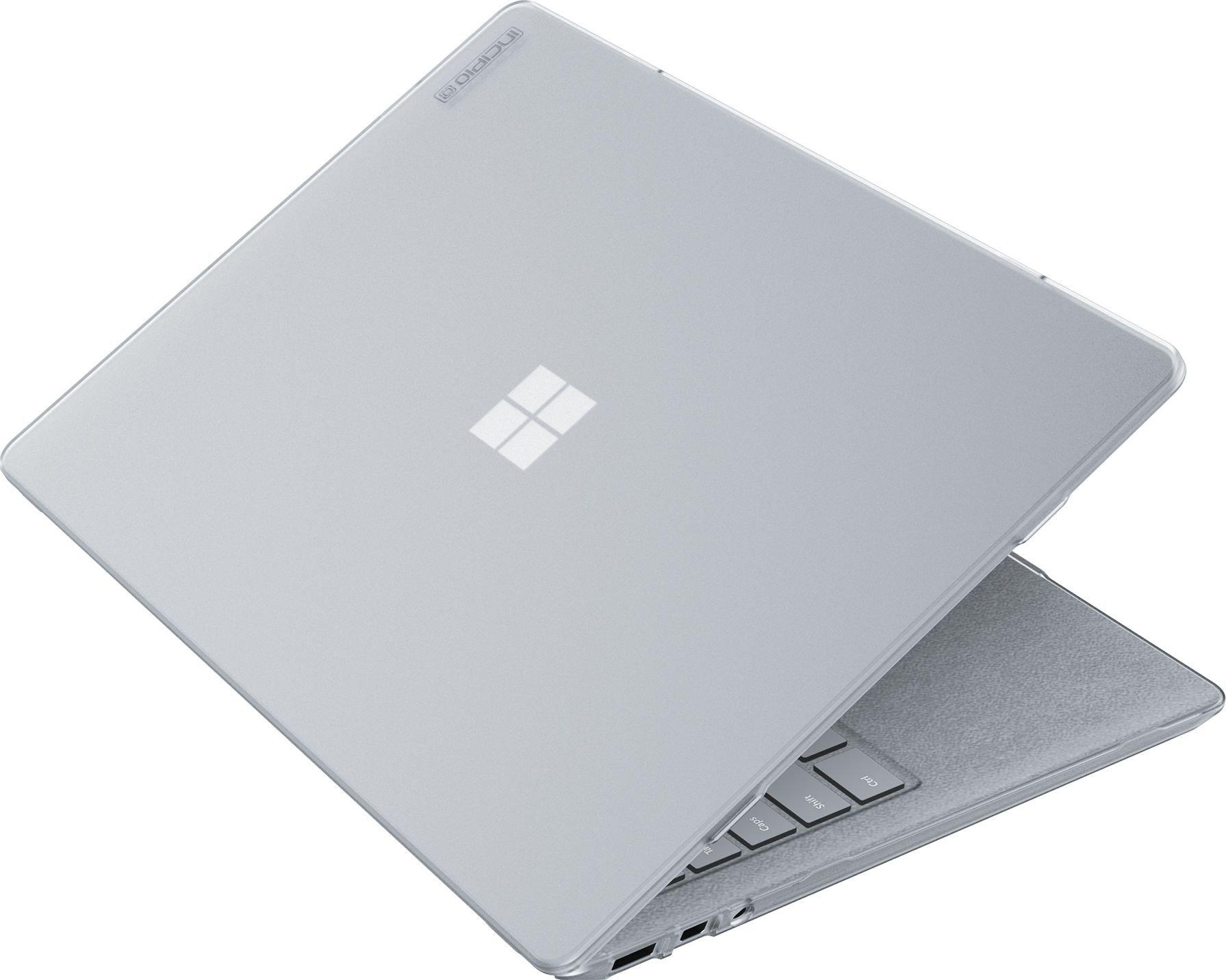 このMicrosoft SurfaceノートブックのIncipioシェルコンピューター - マイクロソフト認定[軽量&薄型滑り止めフットソフt  - タッチコーティング]  - 透明0
