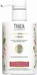 Thalia Natural Beauty Zeytinyağli ve Organik Kamelya Yaği Canlandirici Bakım Losyonu, 300 ml