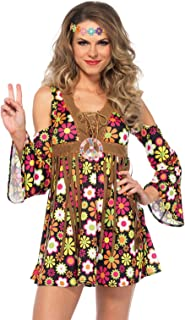 Leg Avenue Women's Starflower Hippie Costume