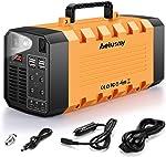 Aeiusny Portable Solar Generator 500w
