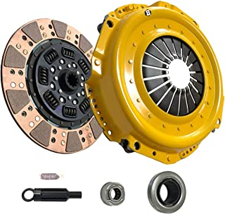 Ultim8 Stage 2 Upgraded Performance Clutch Kit for Powerful & Smooth Engagement, Fits 98-03 Dodge Ram 2500 3500 5.9L Cummins L6 V10 5-SPD (05-092-2)