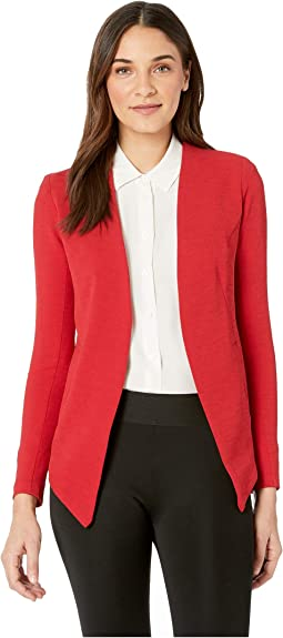 Tuxedo Knit Blazer Jacket
