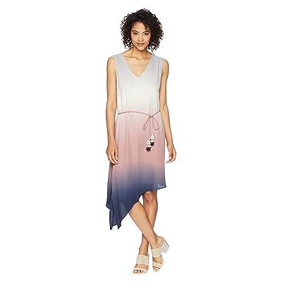 Young Fabulous & Broke Alcove Dress (Light Grey Ombre) Women