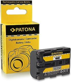 M&L Mobiles® | Batería de primera calidad como Sony NP-FM55H NP-FM50 NP-QM51 con Infochip · 100% compatible con Sony DSLR-A100 | DSLR-A100K | DSLR-A100W | DSLR-A100H -- Sony Cybershot DSC-F707 | DSC-F717 | DSC-F828 | DSC-R1 | DSC-S30 | DSC-S50 | DSC-S70 | DSC-S75 | DSC-S85 -- Sony GV-D1000 Video Walkman -- Sony Camcorder MVC-CD200 | MVC-CD250 | MVC-CD300 | MVC-CD350 | MVC-CD400 | MVC-CD500 etc...
