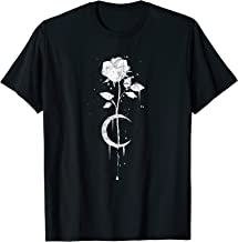 Occult Moon Rose Witchcraft - The Witch Vintage T-Shirt