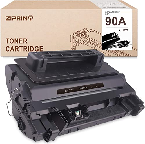 lowest ZIPRINT Compatible Toner Cartridge Replacement for HP 90A CE390A popular use with HP Laserjet Enterprise 600 M602 M601 M4555 M602dn M602n M602x M603dn M603n M4555f M4555h lowest (Black, 1-Pack) outlet online sale
