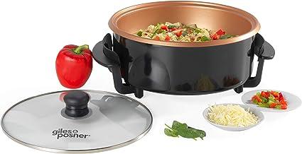 Giles & Posner® EK4247VDEEU7 Multi Meal Maker with European Plug, 5 Heat Settings, 1500 W, 32cm