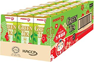 Pokka Jasmine Green Tea, 250 ml (Pack of 24)