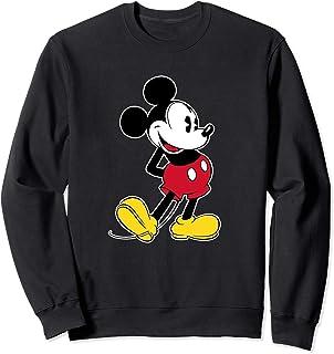 Disney Mickey Mouse Classic Pose Sweatshirt