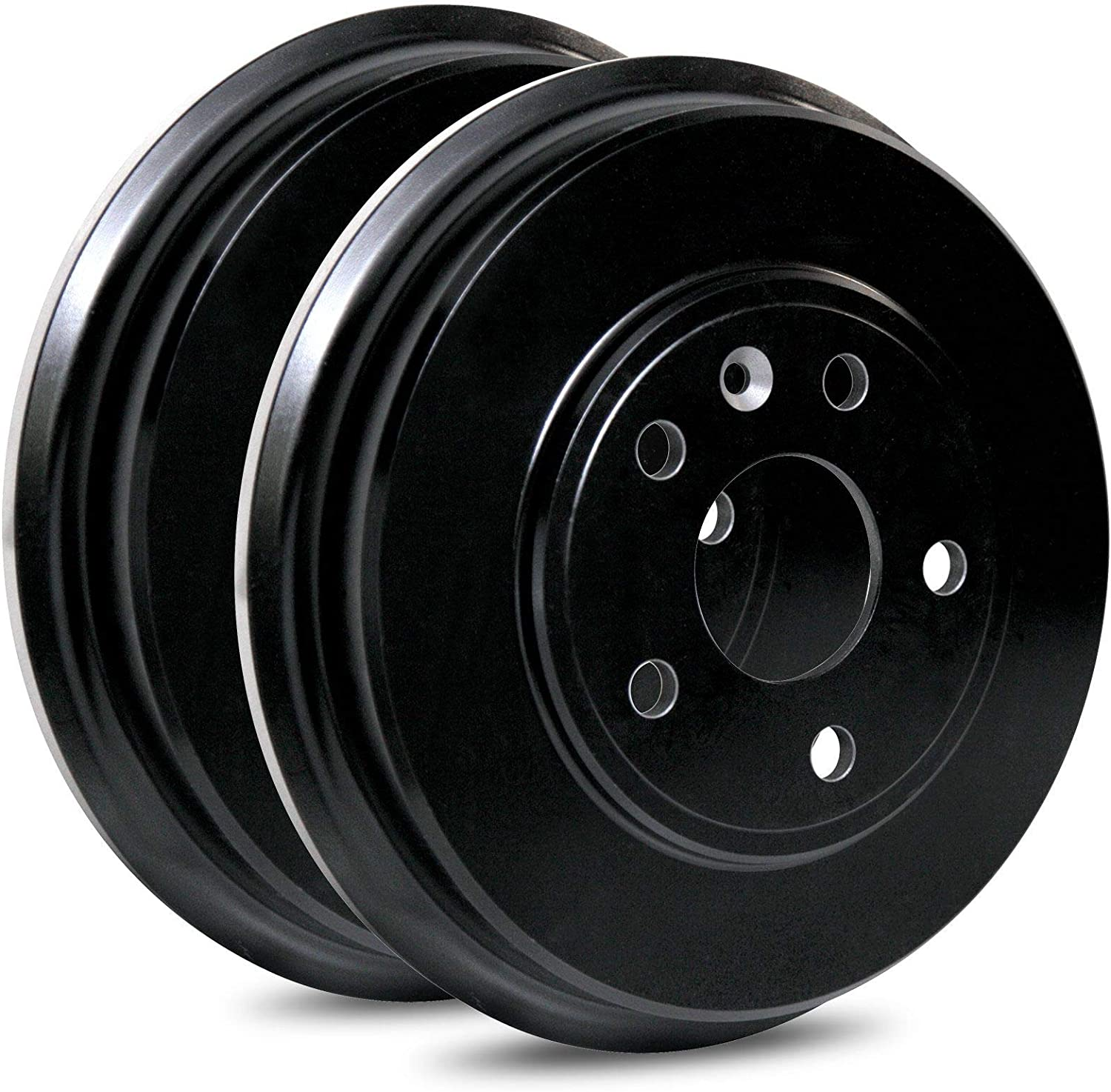 For 1996-2003 Toyota RAV4 R1 Brake Pair 2021 new safety Drums Concepts Rear