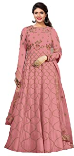 Royal Export Women's silk anarkali Salwar Suit Set