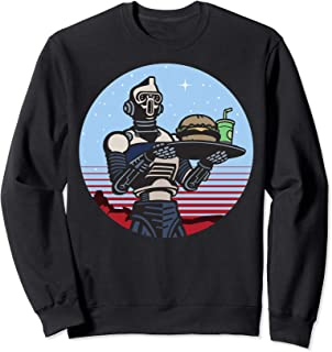 Netflix Space Force One Small Snack Sweatshirt