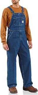mens two piece overalls