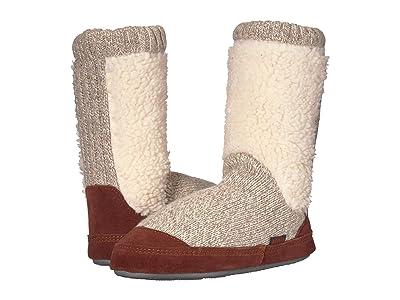 Acorn Kids Slouch Boot (Toddler/Little Kid/Big Kid) (Buff Popcorn) Kids Shoes