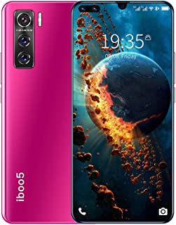 6.7inch Unlocked Cell Phones,Cheap Android Smartphone, 1GB RAM 8GB ROM 128GB Expandable, Support Face ID and Fingerprint U...