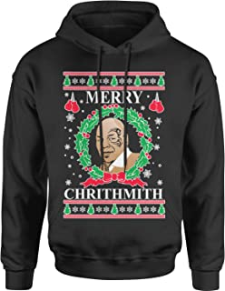 Motivated Culture Merry Chrithmith Ugly Christmas Adult Unisex Hoodie