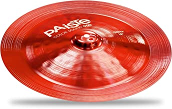 Paiste 16 Inches Color Sound 900 Red China Cymbal