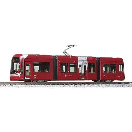 KATO Nゲージ 広島電鉄1000形 PICCOLO PICCOLA 2両セット 特別企画品 10-1604 鉄道模型 電車