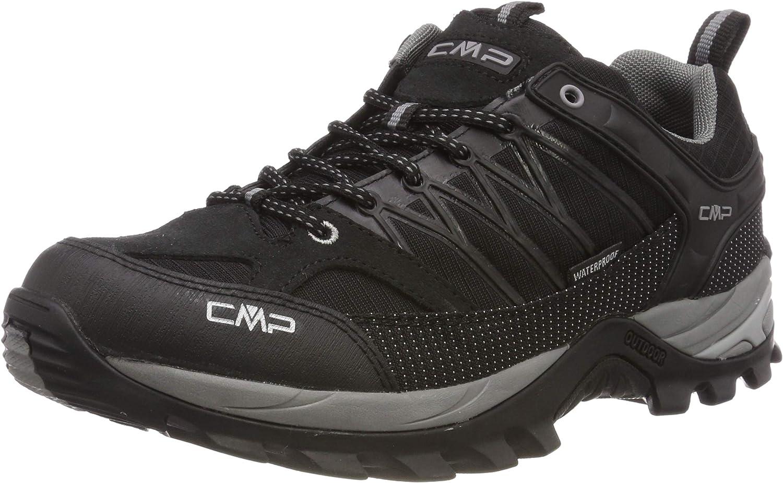 CMP Rigel Zapatos de Low Rise Senderismo Hombre