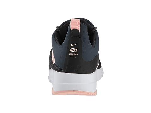 Nike Mouvement 2 De Tempête Air Noir Course Whiteblack Blanc Max Rose Anthracite CrECwgq