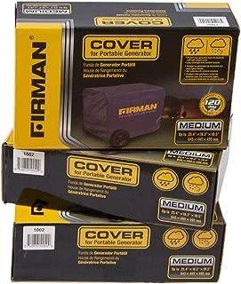 FIRMAN 1002 Black 4000 Watt Generator Cover