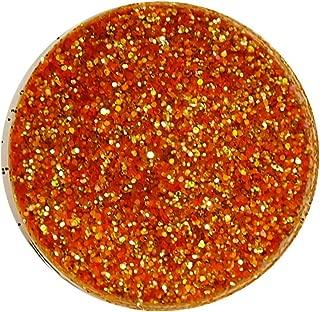 Golden Orange Glitter #151 From Royal Care Cosmetics