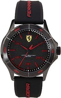 Scuderia Ferrari Sf Basics Analog Black Dial Men's Watch-0830814