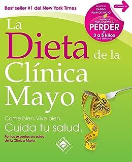 dieta de la clinica mayo