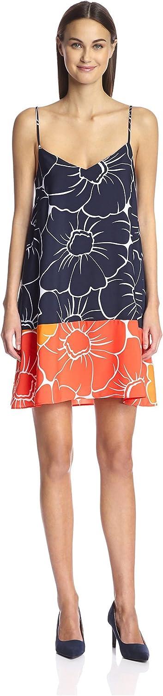 Hutch Women's Floral color Block Dress