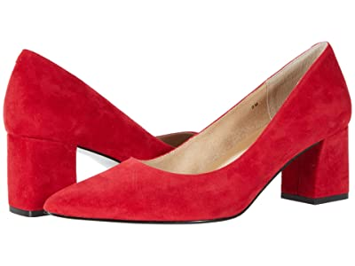 Vaneli Marice (Red Suede) Women