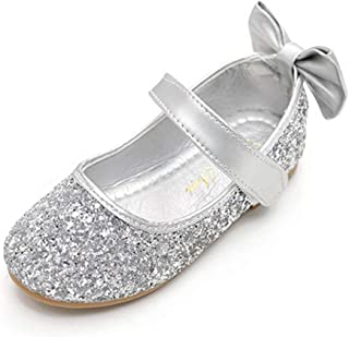 3b66a70b136e Cadidi Dinos Flats for Girls Dress Shoes Mary Jane
