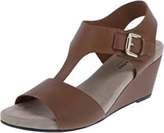 Predictions Comfort Plus Women's Vanna Mid-Wedge Sandal