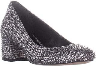 Michael Kors Arabella Kitten Pump Women's Heels Blk/Silver Size 5 M