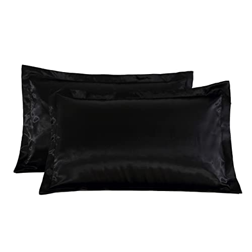 Satin Pillowcase Amazon Co Uk