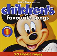 Disney Records Children's Favorite Songs Vol. 1