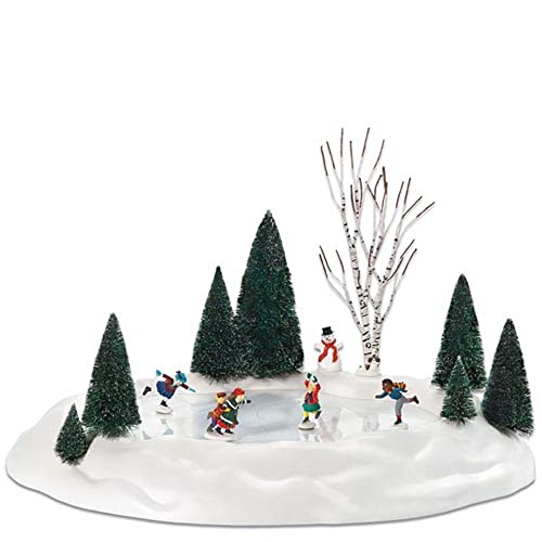Christmas Village Accessories.Lemax Christmas Village Accessories Amazon Com