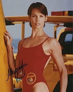 Alexandra Paul Signed Autograph Baywatch Stephanie Holden 8x10 Photo W COA PJ Z