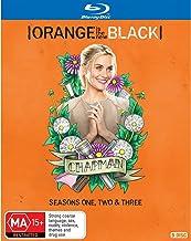 Orange is the New Black: S1-3 BD boxset