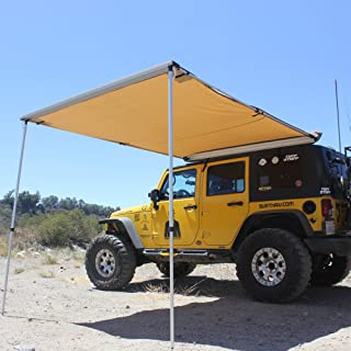 windproof retractable awnings