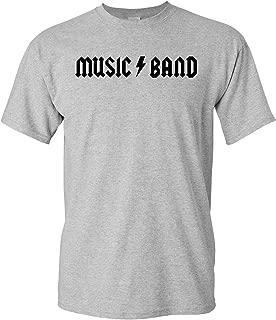 band t shirt meme
